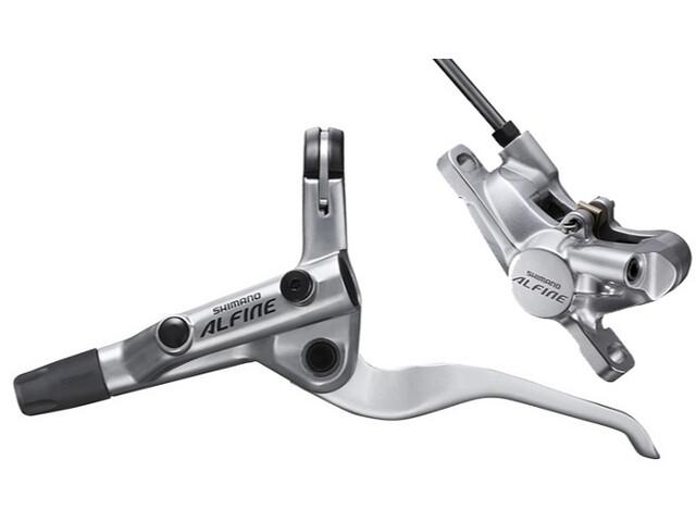Shimano Alfine BL-S7000 Disc Brake I-Spec II Front silver